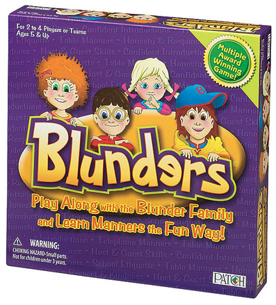 Blunders® Board Game picture