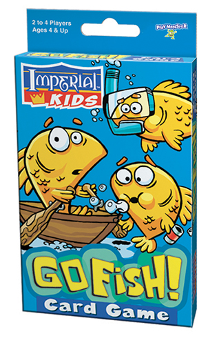 Imperial kids go fish playmonster for Play go fish online