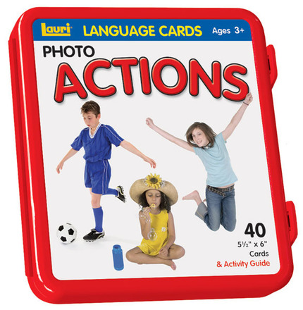 Actions Language Cards picture