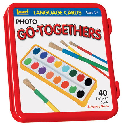 Go Togethers Language Cards picture