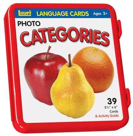 Categories Language Cards picture