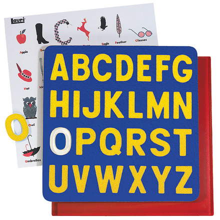 A to Z Puzzles Uppercase picture