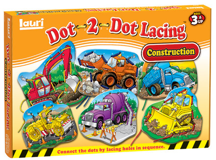 Dot-2-Dot Lacing™ Construction picture