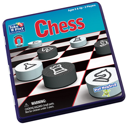 Take 'N' Play Anywhere™ Chess picture