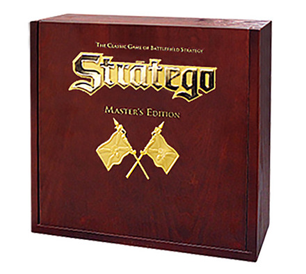 Stratego® Master's Edition