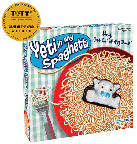 Yeti in My Spaghetti® picture