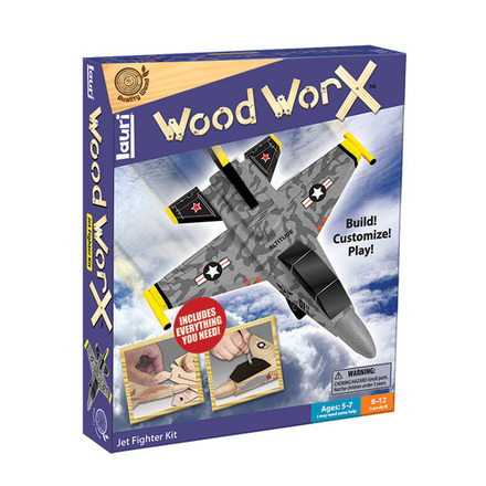 Wood WorX™ Jet Fighter Kit picture