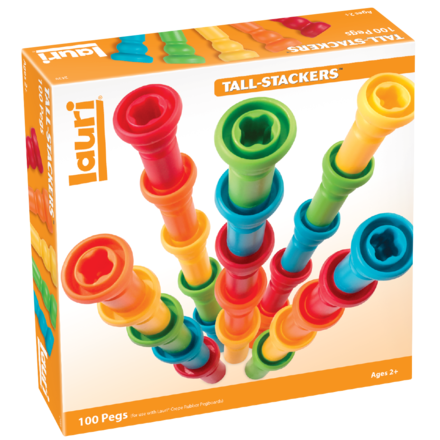100 Tall-Stacker™ Pegs Only picture