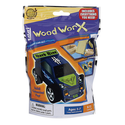 Wood WorX™ Street Car Kit picture
