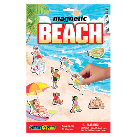 Create A Scene™ Magnetic Beach™