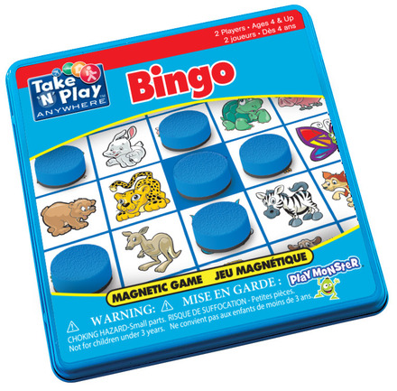 Take 'N' Play Anywhere™ Bingo