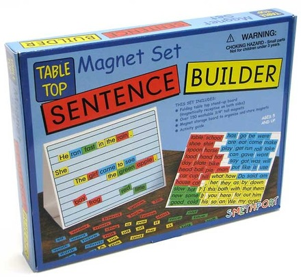 Sentence Builder picture