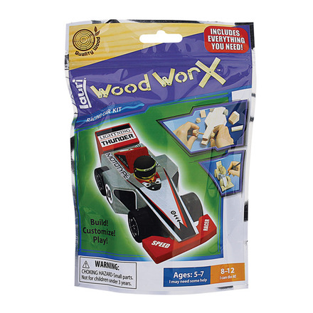 Wood WorX™ Racing Car Kit picture