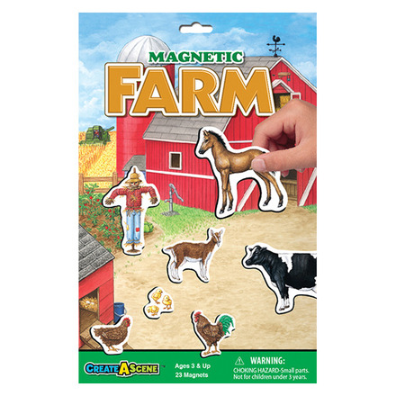 Create A Scene™ Magnetic Farm™ picture