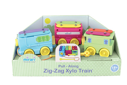 Mirari® Zig-Zag Xylo Train® picture