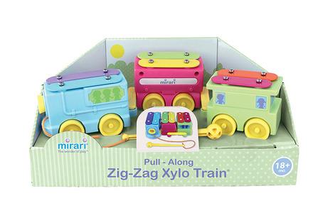 Mirari® Zig-Zag Xylo Train® picture