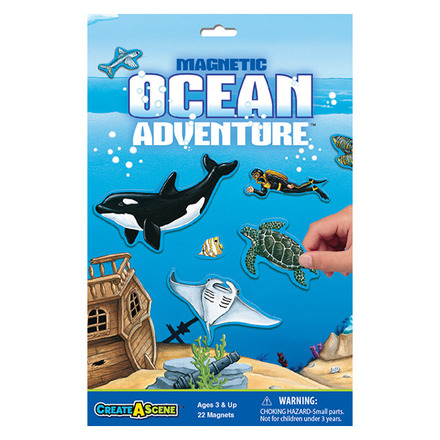 Create A Scene™ Magnetic Ocean Adventure™ picture