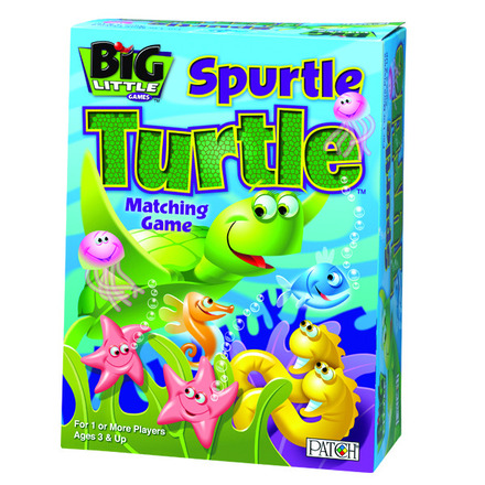 Big Little Games™ Spurtle Turtle™ picture