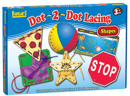 Dot-2-Dot Lacing™ Shapes picture