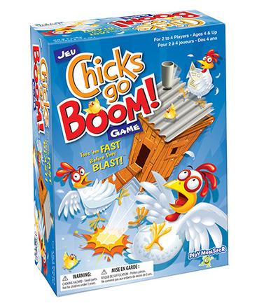 Chicks Go Boom™ picture