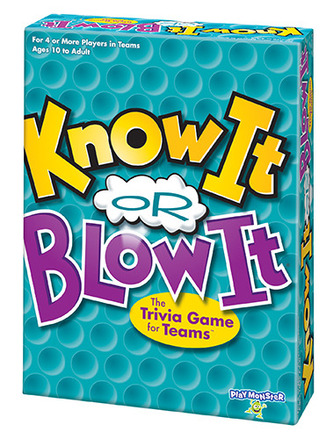 Know It or Blow It® picture