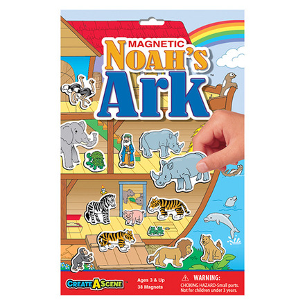 Create A Scene™ Magnetic Noah's Ark™ picture