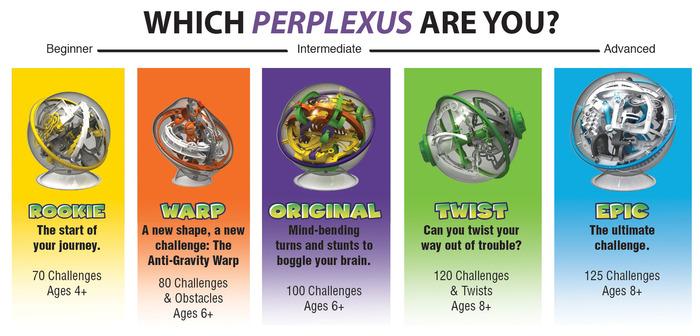 Perplexus Warp® | PlayMonster