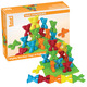 Tall Stacker™ Mighty Monkey® Pegs & Pegboard Set additional picture 1