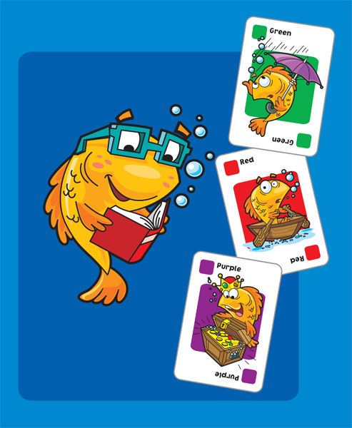 Imperial kids go fish playmonster for Go fish games