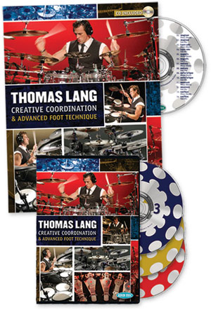 Thomas Lang: Lang System: Creative Coordination DVD & Book picture