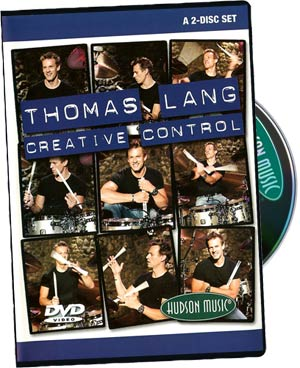 Thomas Lang: Creative Control (DVD) picture