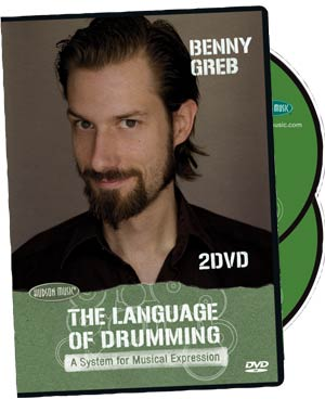 Benny Greb: The Language of Drumming picture