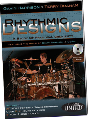 Gavin Harrison: Rhythmic Designs picture