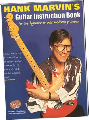 Hank Marvin: Guitar Instruction Book picture