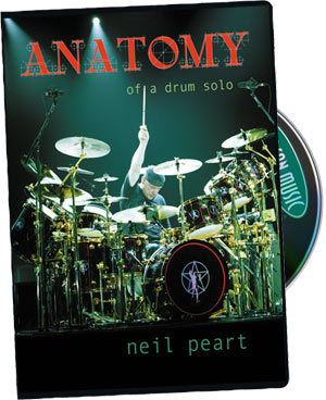 Neil Peart: Anatomy of a Drum Solo picture