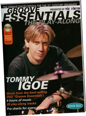 Tommy Igoe: Groove Essentials  1.0 Book picture
