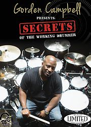 Gorden Campbell: Secrets of the Working Drummer picture