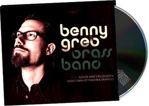 Benny Greb Brass Band CD picture