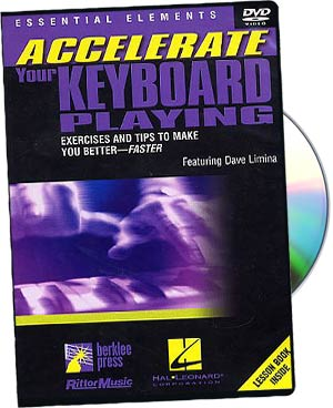 Dave Limina: Accelerate Your Keyboard Playing picture