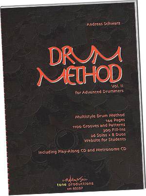 Andreas Schwarz: Drum Method Vol 2 Adv Bk 2 picture