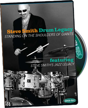 Steve Smith: Drum Legacy: Standing on the Shoulders of Giants picture