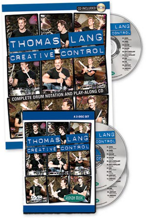 Thomas Lang: Lang System: Creative Control DVD & Book picture