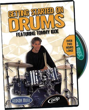 Tommy Igoe: Getting Started on Drums picture