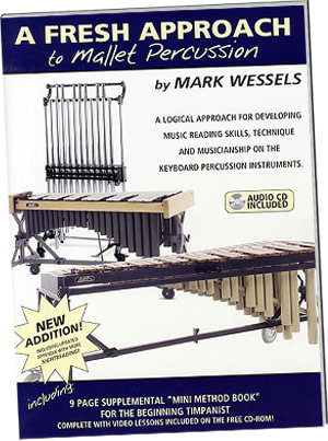 Mark Wessels: A Fresh Approach to Mallet Percussion picture