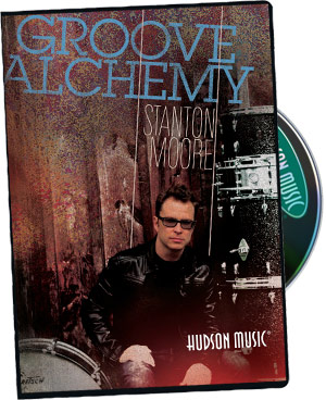 Stanton Moore: Groove Alchemy DVD picture
