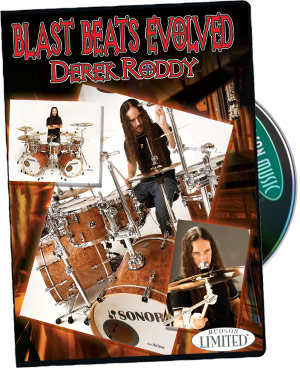 Derek Roddy: Blast Beats Evolved picture