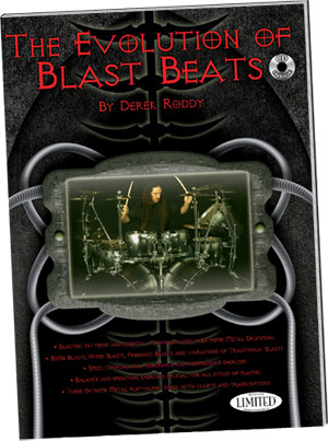 Derek Roddy: The Evolution of Blast Beats picture