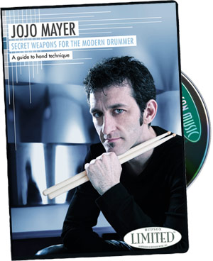 Jojo Mayer: Secret Weapons for the Modern Drummer picture