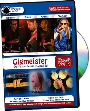 Various: Gigmeister Rock picture