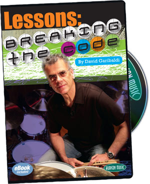David Garibaldi: Lessons - Breaking the Code picture